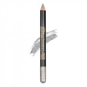 Creion Colorat Contur Ochi cu Sclipici, Ushas Glittery Precious #07