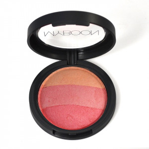 Fard obraz Classic Velvet Three Color Blush #01