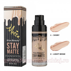 Fond de Ten Stay Matte Perfect Foundation