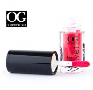 Lip Gloss mat, Smoothing Lip Gloss #03 - Cherry Lips