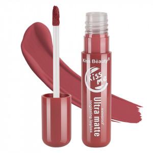 Lipgloss Ultra Matte Kiss Beauty, Kiss Me #11