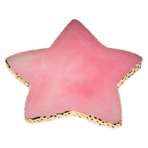 Paleta Mixare Fond de Ten si Adeziv Jad, Pink Star