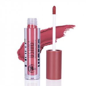 Ruj lichid mat Ushas Soft Pink #10
