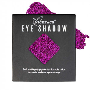 Sclipici ochi pulbere compacta NiceFace Precious Glam #21