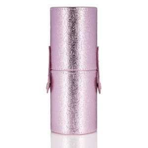 Suport Pensule Machiaj Pink Glam