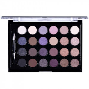Trusa Farduri 24 culori Eyeshadow Palette I Love Naked Nude Elements #01
