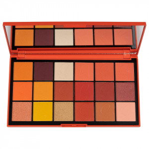 Trusa Farduri MakeUp Revolution X Sebile Day 2 Day Shadow Palette