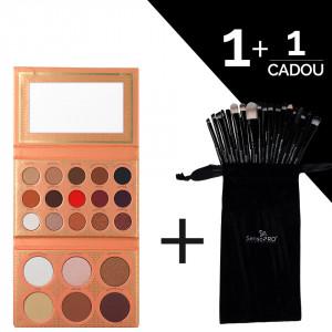 Trusa Machiaj Multifunctionala FairyTale Make up Palette + CADOU