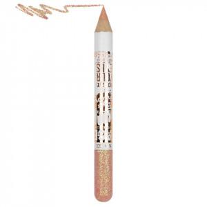 Creion Contur Ochi Colorat cu Sclipici, Waterproof #502