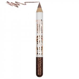 Creion Contur Ochi Colorat cu Sclipici, Waterproof #507