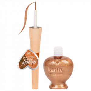 Eyeliner Colorat Karite #03 Shimmer Gold