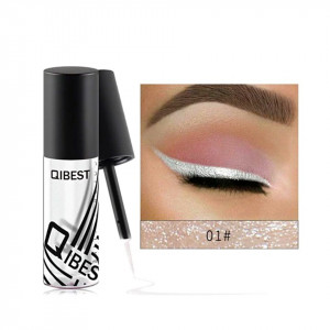 Eyeliner colorat Qibest #01 Moonlight