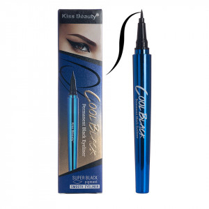 Eyeliner Lichid Permanent Cool Black