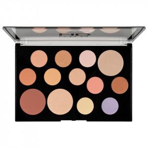 Paleta Iluminator & Contur MakeUp Revolution HD Palette