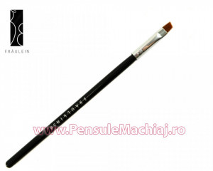 Pensula Machiaj Fraulein38 Small Angle Brush FR01AB