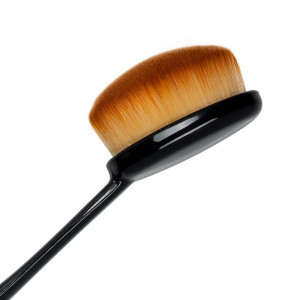 Pensula Machiaj Ovala Beauty Brush