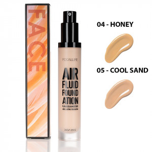 Fond de Ten Air Fluid Foundation FOCALLURE