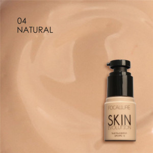 Fond de Ten Skin Evolution - Natural FOCALLURE