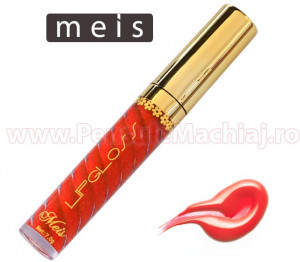 Lip Gloss mat, Lip Gloss Indelible #09 - Corai Touch
