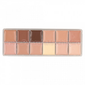 Paleta Corectoare Coverage & Contouring