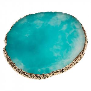 Paleta Mixare Fond de Ten si Adeziv Jad, Blue Moon