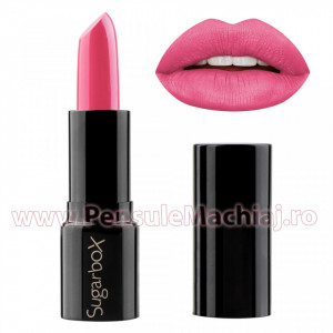 Ruj Hidratant - Sugar Box Sweet Lip Stick -  Kiss My Lips #16