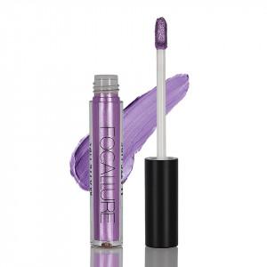 Ruj metalic lichid mat Focallure Fuchsia Lavender #25