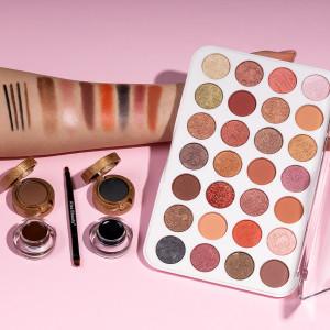 Trusa Farduri MakeUp Revolution SophX + CADOU Kit sprancene 2 in 1