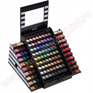 Trusa Machiaj Multifunctionala 130 culori Meis Premium Make Up Palette