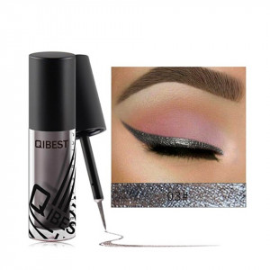 Eyeliner colorat Qibest #03 Steel Grey
