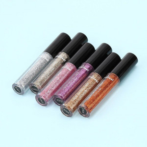 Eyeliner Lichid Rezistent la Transfer Set 6 - Lovely Crystal