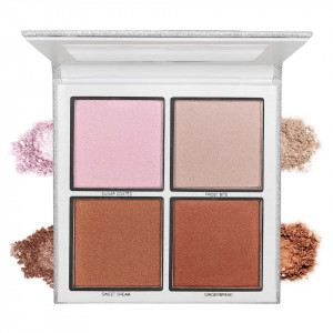 Iluminatoare Pudra 4 culori The Wet Set Queen Highlighter