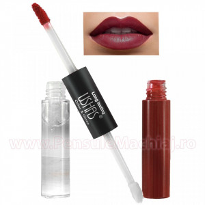 Lip Gloss 2 in 1 High Shine #06 - Color & Gloss - Thrill of Love