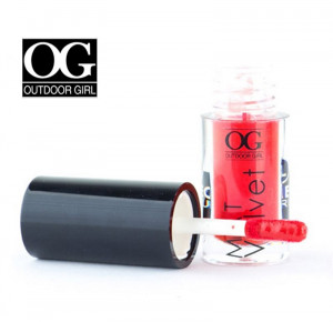 Lip Gloss mat, Smoothing Lip Gloss #05 - Love for Red