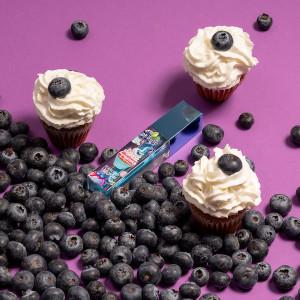 Lipgloss Starlight Karite, Blueberry Milk-Shake