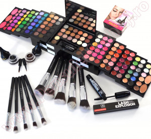 Set de Machiaj Fraulein38 Full Make-up Kit