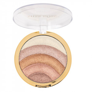 Blush Iluminator Miss Rose Glow Wild #01