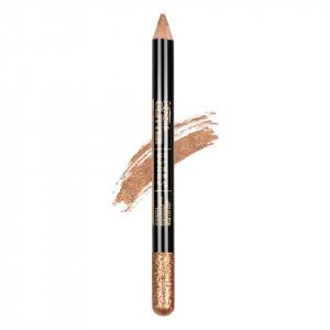 Creion Colorat Contur Ochi cu Sclipici, Ushas Glittery Sun #10