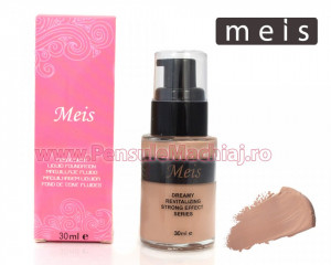 Fond de Ten 30 ml - Dreamy Revitalizing #02 ten masliniu sau bronzat