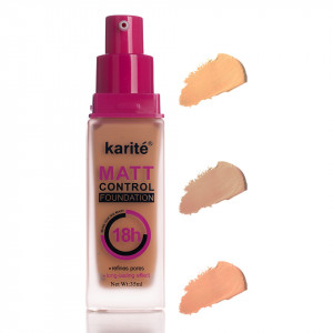 Fond de Ten Karite Matt Control, 35 ml