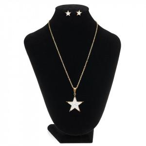 Set Bijuterii Inox SuperStar