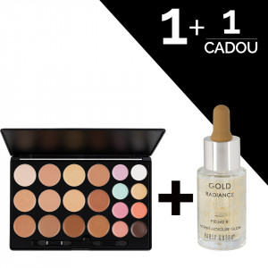 Set Corector Fraulein38 Perfect Balance + CADOU Primer Party Queen
