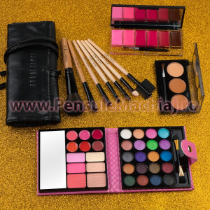 Set de Machiaj Fraulein38 Lily Shades Look