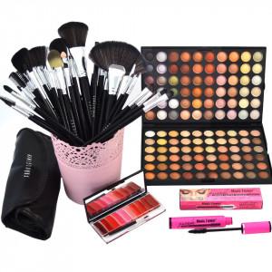 Set Machiaj Profesional Fraulein38 Natural Make-up