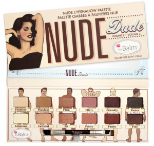 Trusa Farduri Nude Dude Limited Edition