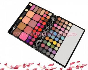 Trusa Machiaj Profesionala cu 72 de Culori Multifunctionala - Make Up Book