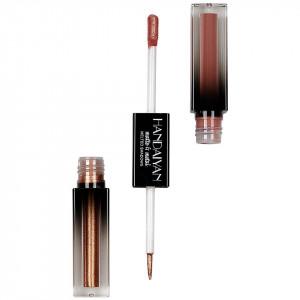 Fard Pleoape Lichid cu Eyeliner 2 in 1 Handaiyan Color Me #01