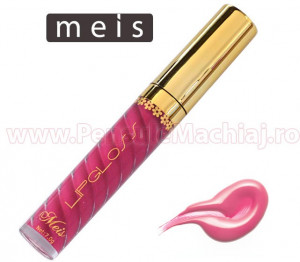 Lip Gloss mat, Lip Gloss Indelible #06 - Light Pink