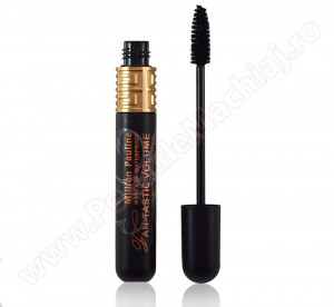Rimel 2 in 1 Fantastic Volum Waterproof - Mascara Lash Plus