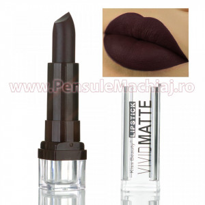 Ruj Mat Vivid Matte #05 Midnight Lips